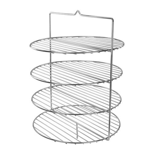 Winco EDM-P58, Chrome-plated Wire Pizza Rack for EDM-2