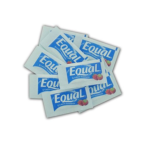 Equal EQUAL, 0.03 Oz No Calorie Equal Sweetener Packets, 2000/Cs