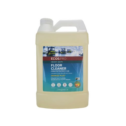 EcosPro PL9448/04-X, 1 Gal HD Floor Cleaner Orange Plus, EA