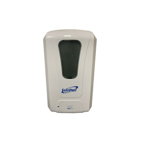 SafePro F-1408-S-F 1200 ML Automatic Hands-Free Foam Hand Sanitizer/Soap Dispenser, EA