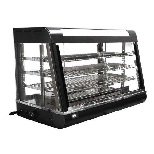 Omcan FW-2-1, Food Warmer, Display Case, CE