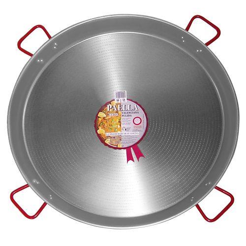 Garcima G10090, 35-Inch/90 cm Stainless Steel Paella Pan