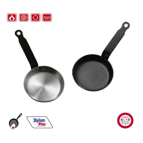 Garcima G10215 5.5 inches/14 cm BLINIS Non-Stick Pan