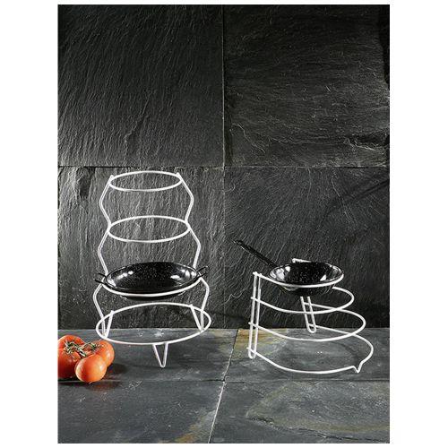 Garcima G30603 Pan Racks, 3 Rings