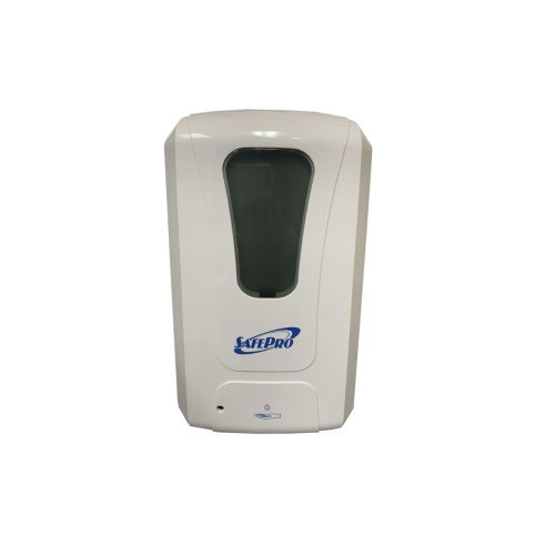 Set: One Automatic Sensor Liquid/Gel Sanitizer Dispenser and Four 1-Gallon Gel Hand Sanitizers 70% Isopropyl Alcohol