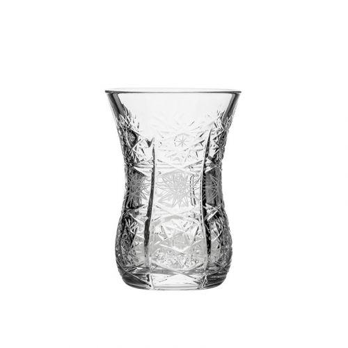 Neman Crystal GS8845-18-X, 5-Ounce Crystal Liquor Glasses, 6-Piece Set