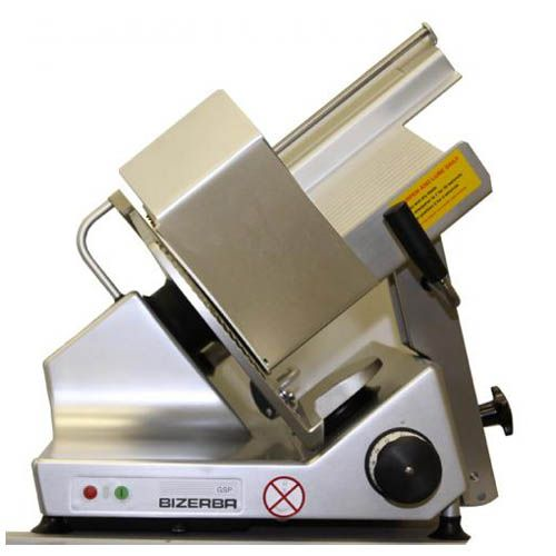 Bizerba GSP-V, Manual Gravity Slicer, 13
