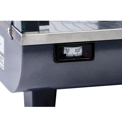 13.5-Inch Wide 120V 850W Heated Display Merchandiser Winco HDM-13