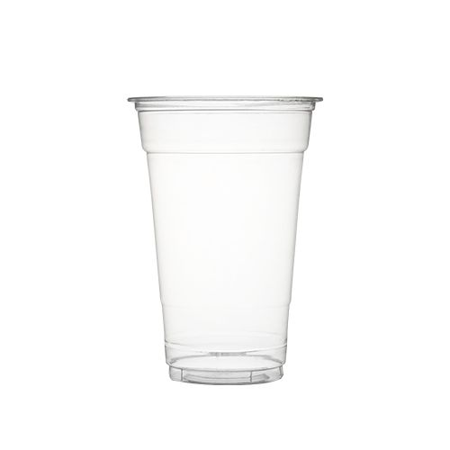 Fineline Settings 311078 10 Oz Solo Clear Tall PET Cold Cup 78mm Dia, 1000/CS