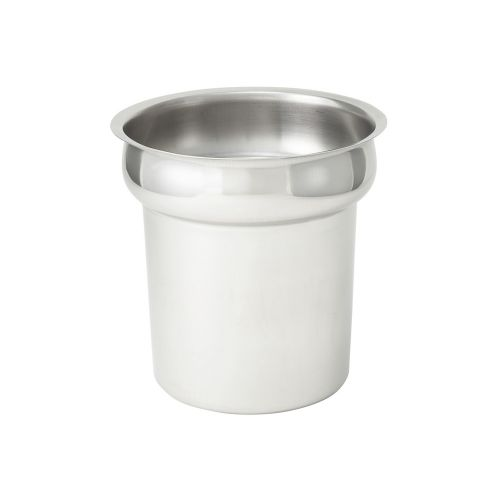 Winco INS-4.0, 4-Quart Stainless Steel Inset