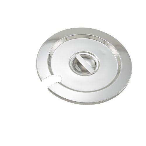 Winco INSC-2.5 Stainless Steel Cover for 2.5-Quart Inset, 22 gauge, NSF