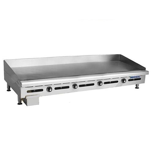 Imperial ITG-48, 48 inch Thermostatically Controlled Gas Griddle, CETLus, NSF, CE