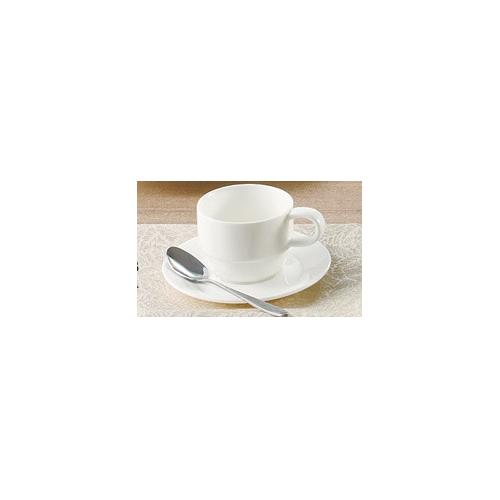 Yanco JS-003 3 Oz Porcelain Jersey Add Cup, 36/CS