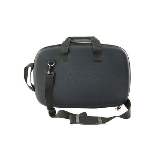 Winco KBP-2, 15х22-Inch Polyester Cutlery Inner Knife Case for Backpack, Black