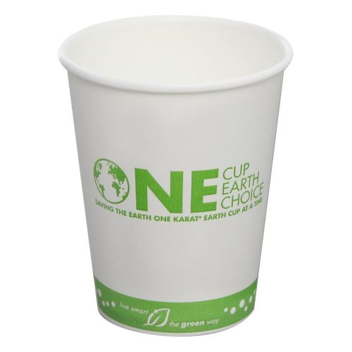Karat KEK512, 12-Ounce White Hot Cup, 1000/CS, Cedar Grove
