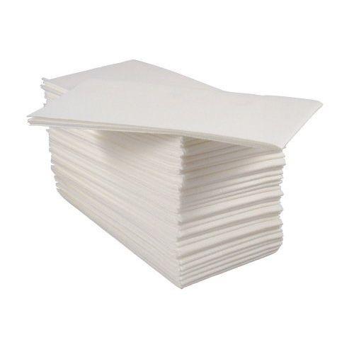 "SafePro LLG, 12"" x 17"" Linen Like Guest Towel, White, 500/Cs"