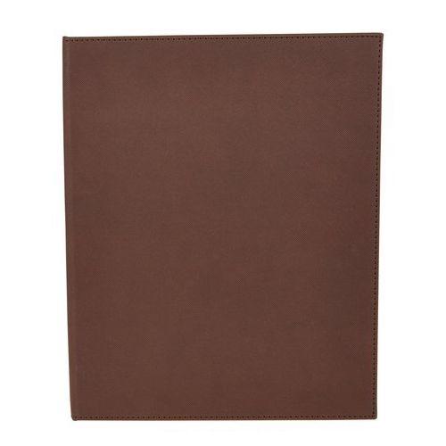 12x9.5-Inch Single Menu Cover Winco PMC-9U Burgundy