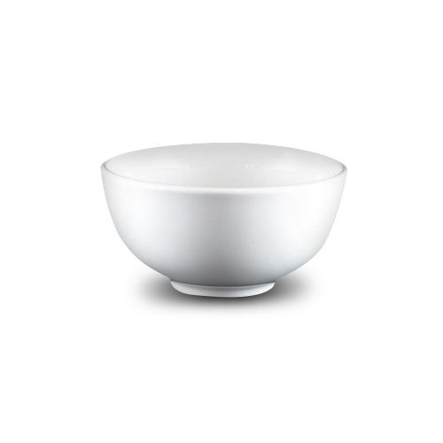 Modern M615, 5-Inch Small Round Porcelain Bowl, EA