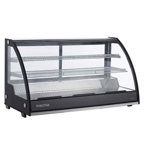 Marchia MDC201 48-inch Refrigerated Display Case, Back Mounted Compressor