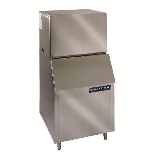 Maxx Ice MIM452, 30x24x21-Inch Modular Ice Maker, 450 Lbs/Day, Slab Cube Ice, CE, UL, NSF