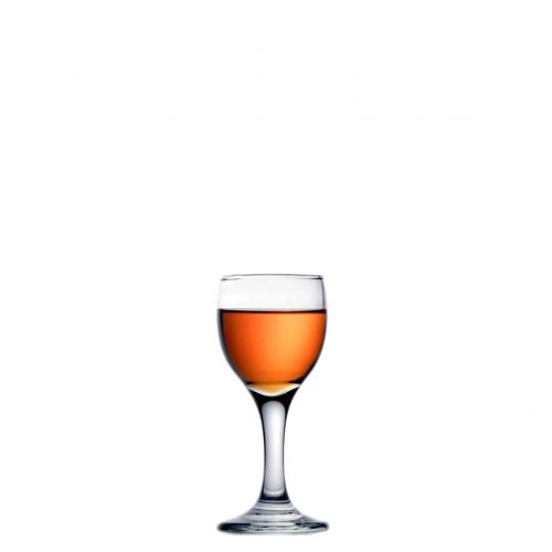 Pasabahce MIS509, 1.5-Oz Sherry Glass Footed. 24/CS