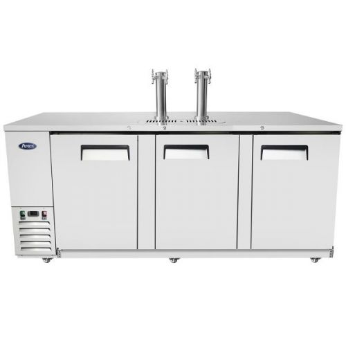Atosa MKC90 90-Inch KEG Cooler