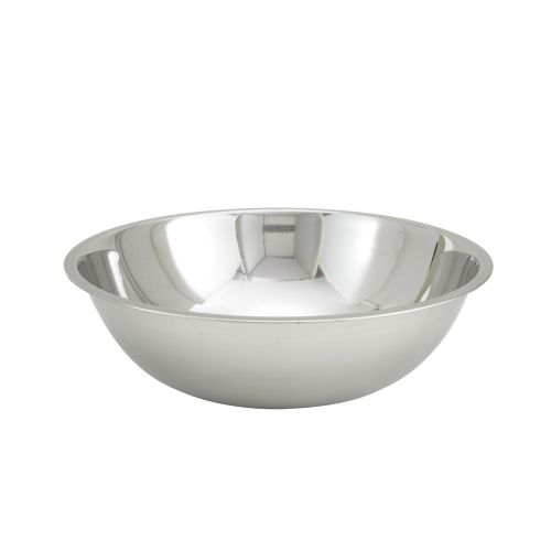 Winco MXB-1300Q, 11-Quart Stainless Steel Mixing Bowl