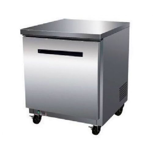 Maxx Cold MXCF-27U, X-series 28x30x32.5-Inch Undercounter Freezer, 6.5 Cu. Ft, 805 Watt, Self-Contained, UL Listed, UL EPH Classified