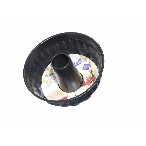 Winco NTHM-8, 8.5x4-Inch Non-Stick Carbon Steel Deep Turk Head Mold