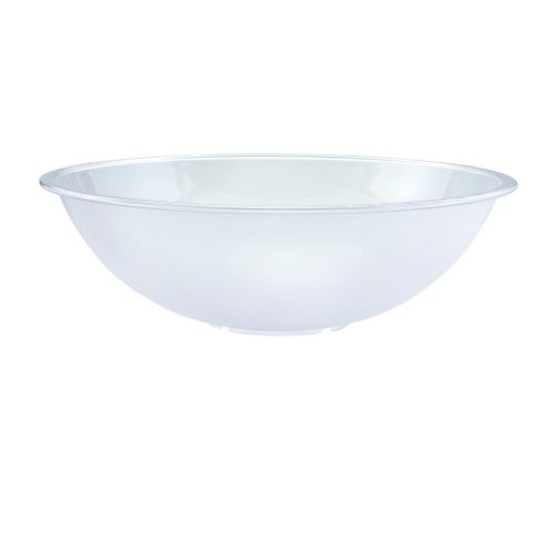 Winco PBB-18, 18.75-Inch Polycarbonate Pebbled Bowl, NSF