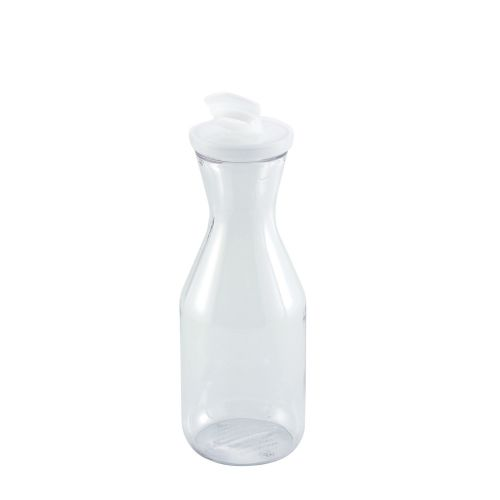 Winco PDT-05, 17-Ounce Polycarbonate Decanter with Lid
