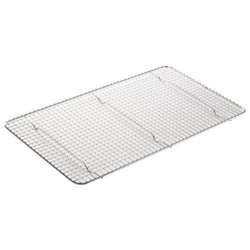 Winco PGWS-1018, 18x10-Inch Pan Grate for Full-Size Steam Pan, Stainless Steel