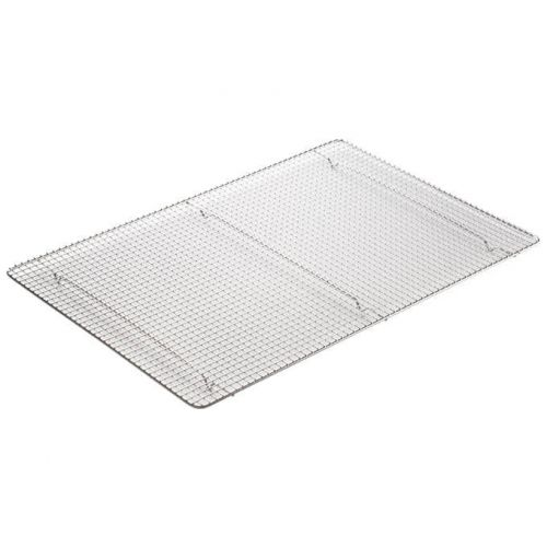 Winco PGWS-2416, 24x16-Inch Pan Grate for Full-Size Sheet Pan, Stainless Steel