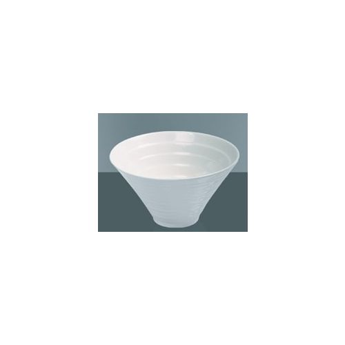 Yanco PL-408 48 Oz 8.5-Inch Pride Land Porcelain Round Bone White Salad Bowl, 36/CS