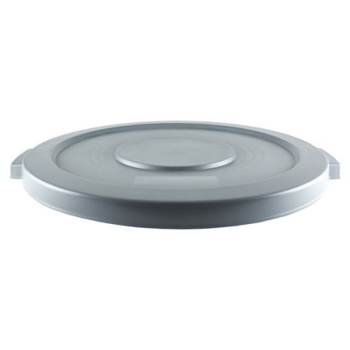 Thunder Group PLTC020GL, Plastic Lid For 20 Gal Trash Can, Gray