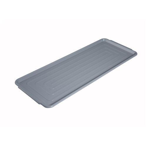 Winco PMT-1230, 12x30-Inch Gray Polycarbonate Market Tray