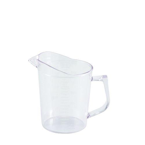 Winco PMU-50, 1-Pint Polycarbonate Measuring Cup