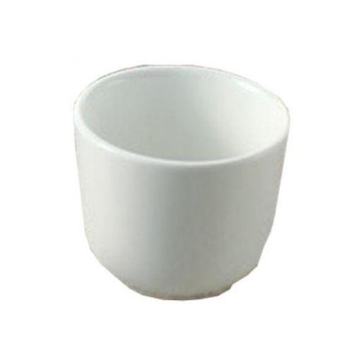 Yanco PS-45 4.5 Oz 3-Inch Piscataway Porcelain Round White Tea Cup, 36/CS