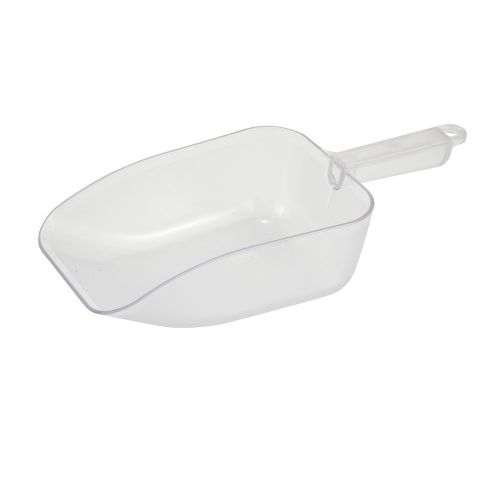 Winco PS-50, 50-Ounce Polycarbonate Scoop