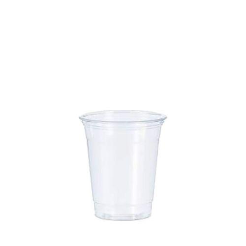SafePro TP16S 16 Oz PET Solo Clear Plastic Cold Cup, 1000/CS