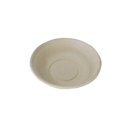 SafePro Eco SBB32, 32 Oz Bio Round Fiber Bowl, 300/CS
