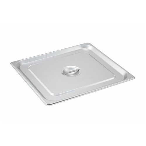Winco SPSCTT, Two-Thirds Size Steam Table Pan Cover, NSF