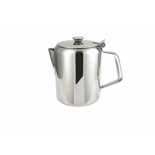 Winco W632, 32-Ounce Stainless Steel Beverage Server
