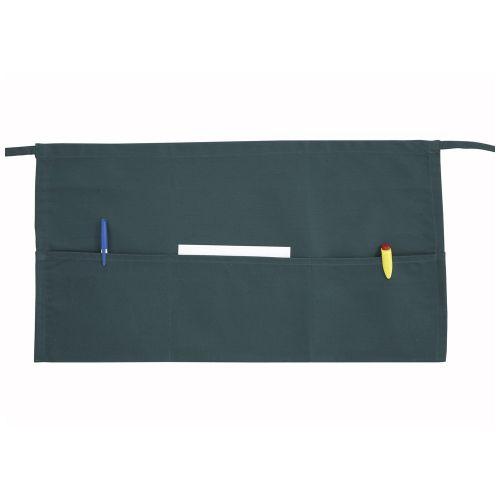 Winco WA-1221G, 22x12-inch Green Waist Apron
