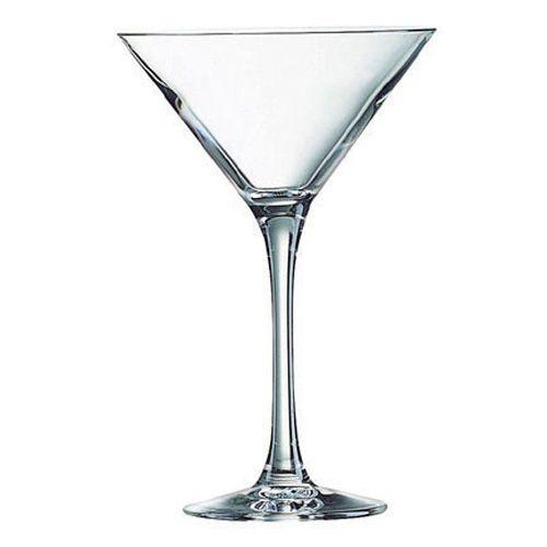 Winco WG03-001, 7.5-Ounce Martini Glasses, 1 DZ
