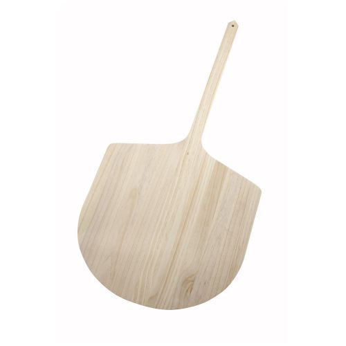 Winco WPP-2042, 42-Inch Wooden Pizza Peel with 20x 21-Inch Blade