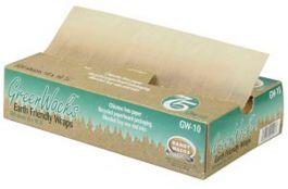15-Inch White Machine-Glazed Butcher Paper 1000-Feet Roll SafePro MG15Q