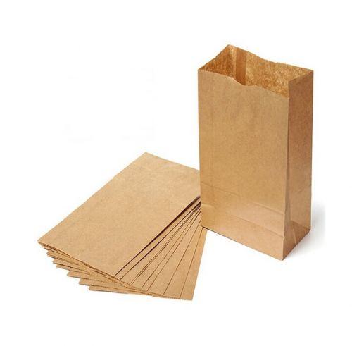 Novolex 12BBP, #12 Brown Paper Bag, 500/PK