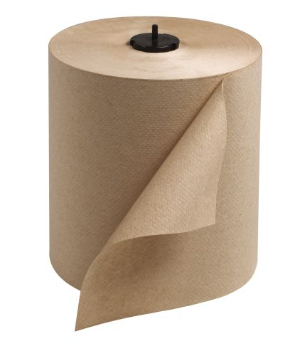 "Tork 290088, 7.9"" 700 Ft, 1-Ply Hand Towel Roll, Natural, 6/Cs"