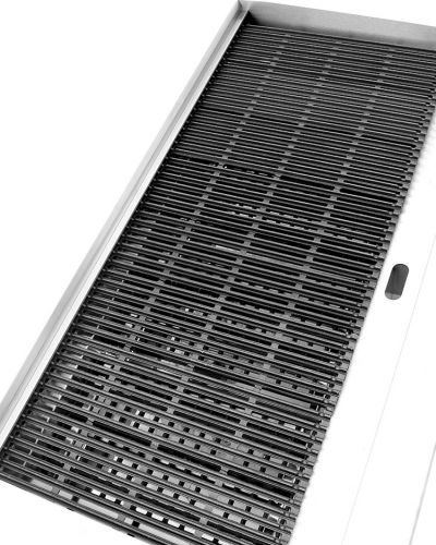 Atosa CookRite ATCB-48, 48-Inch Heavy Duty Char-Rock Broiler